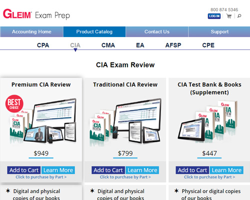 wiley cia exam review focus notes internal audit practice part 2